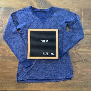 J. Crew Pull-Over Crewneck Sweater